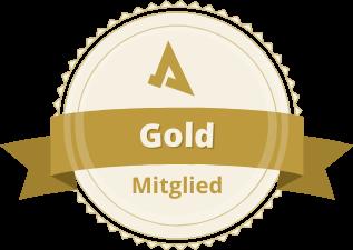Gold-Abzeichen