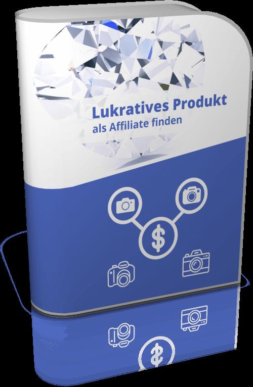 Lukratives Affiliate-Produkt finden