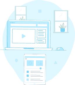Website flexibel